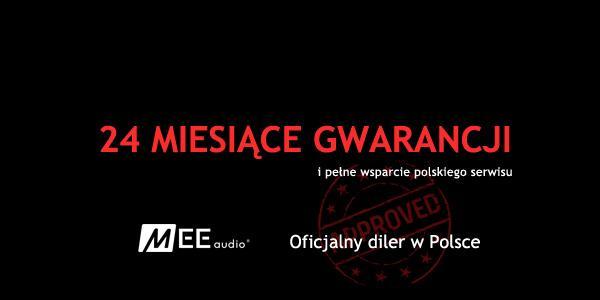 MEE Audio gwarancja