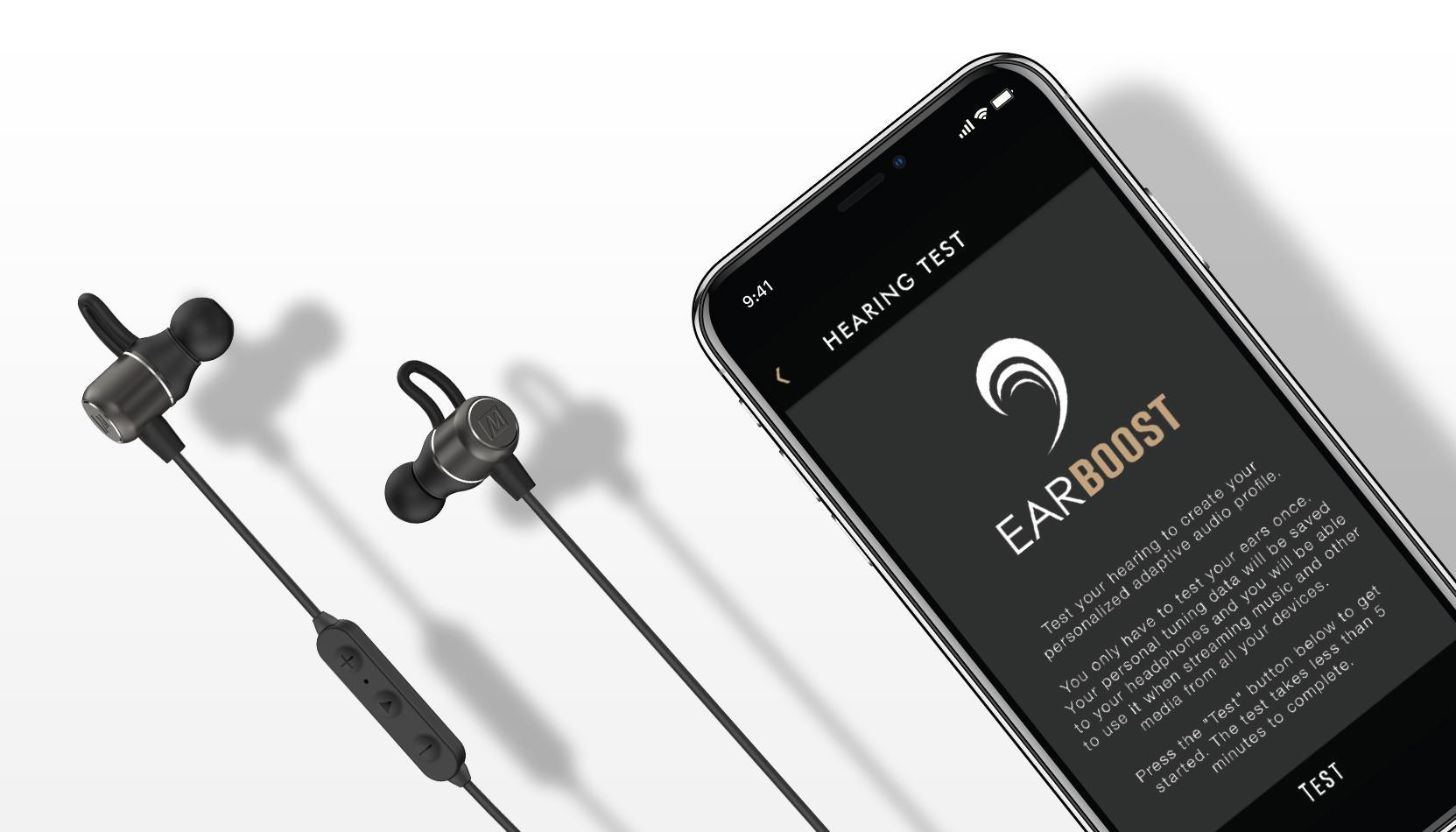 MEE Audio EarBoost EB1