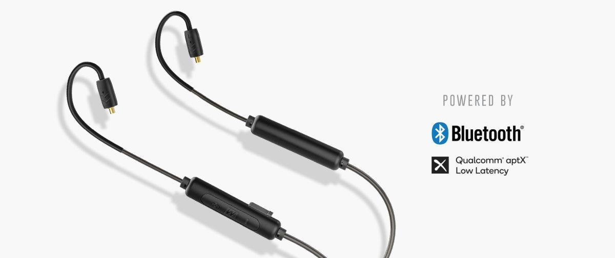 MEE Audio BTX2 z Bluetooth 5.0 i aptX Low Latency